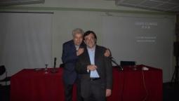Il Dott. Pietro Floris e il Dott. Glaucomarino